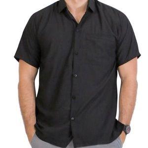 Airwalk Short Sleeve Button Down Shirt